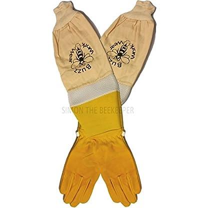 Buzz Work Wear Beekeeping Ventilated Gloves - 2XL 1