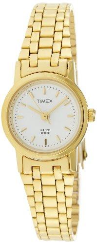 Timex Classics Analog White Dial Women's Watch - B303