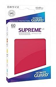 Ultimate Guard ugd010582UX Supremo japonés tamaño Funda Tarjeta Caso