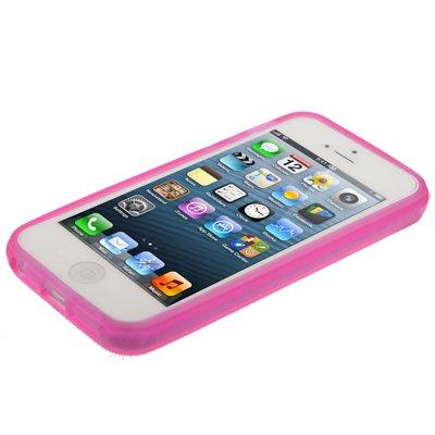 """iPhone 5/5S Coque/Case en Silicone Rose/rose de style """"Matelas gonflables-Original seulement de thesmartguard"""