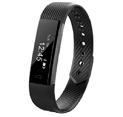 Unchained Warrior® BRAVE Smart Fitness Tracker