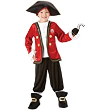 Rubie`s - Disfraz infantil de Capitán Garfio Deluxe (883979-M)