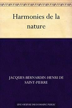 Harmonies de la nature par [Saint-Pierre, Jacques-Bernardin-Henri de]