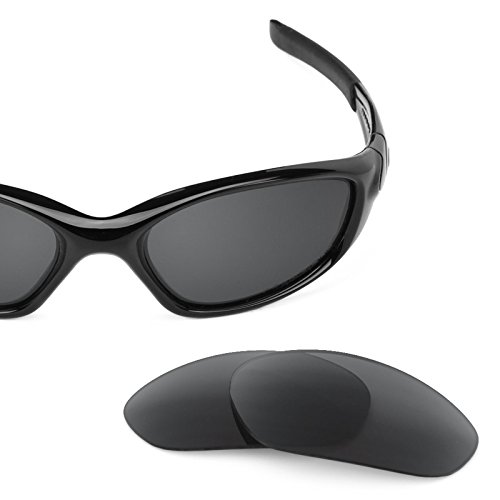 Verres de rechange pour Oakley Minute 2.0 — Plusieurs options Noir - Polarisés