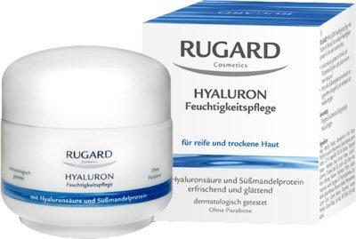 Rugard Hyaluron Feuchtigkeitspflege 100 ml - Creme Vitamin