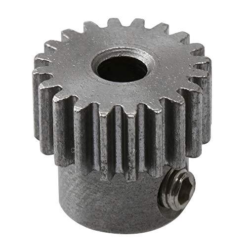 1,1x1 cm 45 # Stahl 0,5 Modul 20 Zähne Metall Motor Ritzel 0,3 cd Bohrung Dia für RC Modell Micro Generator Kleine Maschinen -
