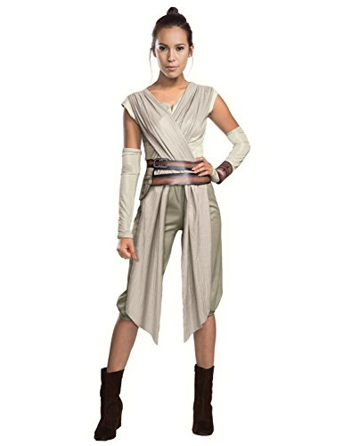 Star Wars The Force Awakens Rey Deluxe Adult Costume Medium