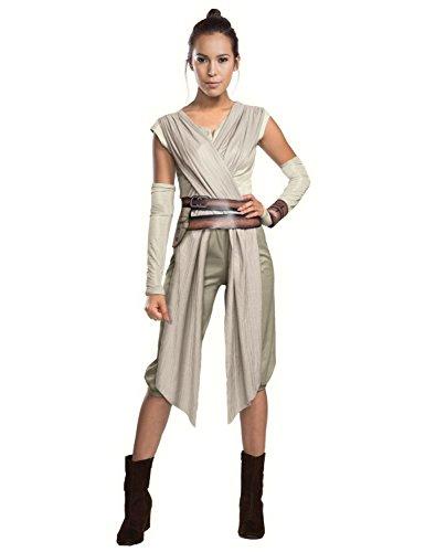 Star Wars The Force Awakens Rey Deluxe Adult Costume Medium