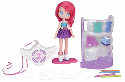 PINY - KT Fashion Tester con muñeca Michelle (Famosa 700013626)
