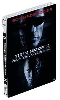 Terminator 3 - Rebellion der Maschinen (Steelbook)