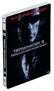 Terminator 3-Rebellion der Maschinen-Steelbook [Import allemand]