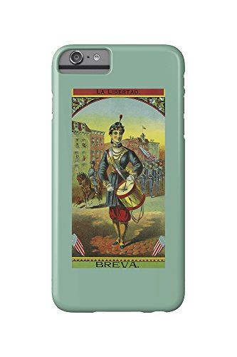 la-libertad-breva-brand-tobacco-label-iphone-6-plus-cell-phone-case-slim-barely-there