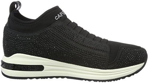 CAFèNOIR Damen Nda904 Sneakers Schwarz (nero 010)