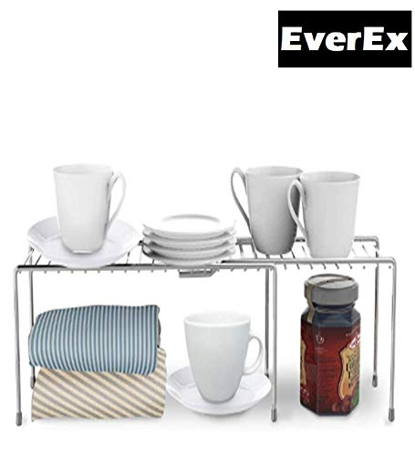 BeesClover Kitchen Cutlery Drainer Cutlery Tray Cups for home gift Stainless Steel Dish Rack for Plates