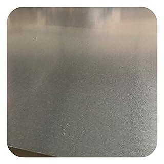 Stahlog Bleche aus 1,0mm Stahlblech verzinkt Dx51+ZINK nach Auswahl
