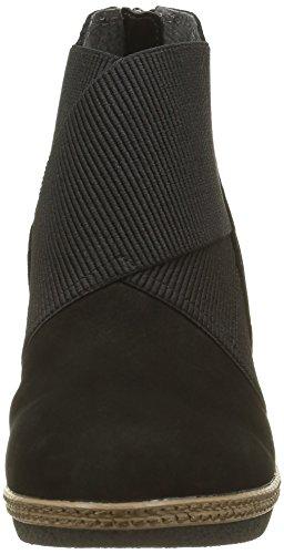 Gabor Comfort Sport, Bottes Classiques Femme Noir (Schwarzb.S/Micro)