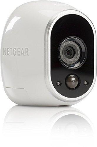 Netgear Arlo VMS3330-100EUS Smart Home 3 HD-Überwachung Kamera-Sicherheitssystem (Kabel - 2