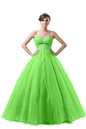 Lemandy - Robe - Femme Vert - Vert
