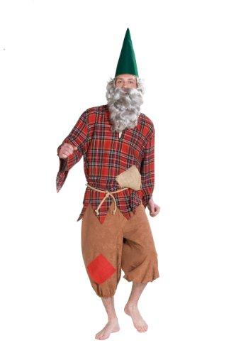 Rubie's 1 4215 48 - Zwerg Kostüm, Größe 48, 3-teilig