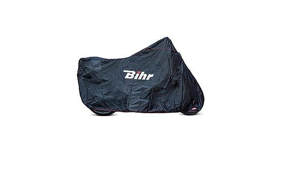 Housse de protection ext/érieure BIHR compatible Top Case noir taille XL