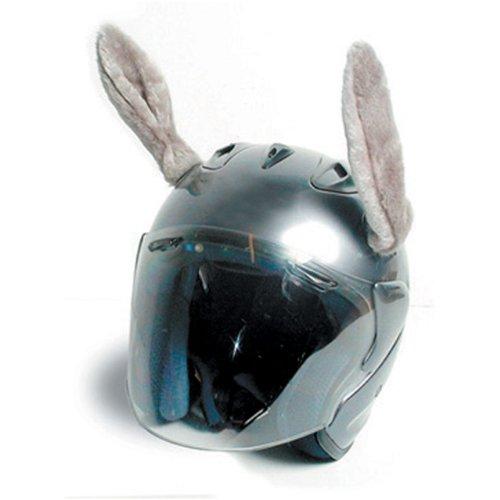 Accessori CASCO Orecchie TIGRE da applicare al casco sci moto adulti bambini