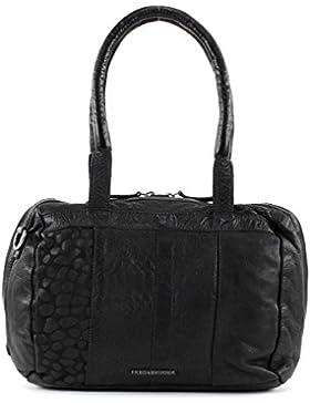FREDsBRUDER Freebie Handtasche Leder 31 cm