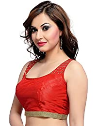 38631b9d05e Amazon.in  Studio Shringaar - Blouses   Ethnic Wear  Clothing   Accessories