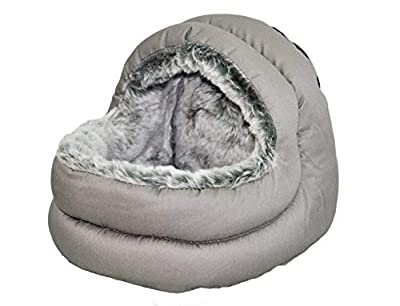 Rosewood 19604 Snuggles Two-Way Hooded Bed by Rosewood