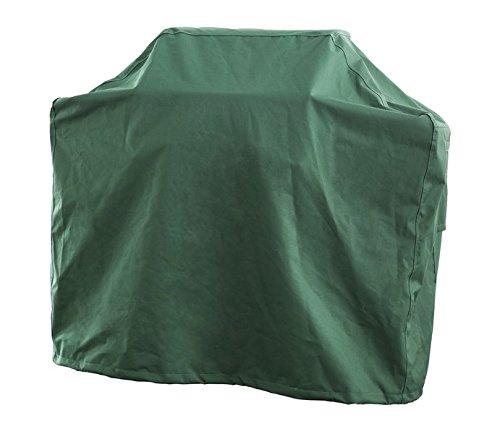 Gasgrill Grill Abdeckung Abdeckhaube Schutzhülle BBQ, Luxus Edition, Gr. XXL Square (183 x 66 x 127 x 114 cm, Skizze A-B-C-D), Farbe royal grün, 100% Polyester PU Beschichtet, A10