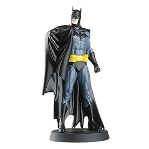 Eaglemoss- DC Superhero Collection Comics Estatua Batman, Multicolor (SEP151871)