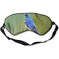 Lonely Bluebird On The Stump 99% Eyeshade Blinders Sleeping Eye Patch Eye Mask Blindfold For Travel Insomnia Meditation preisvergleich bei billige-tabletten.eu