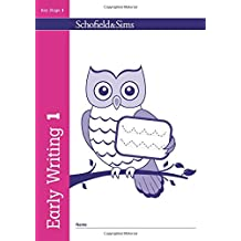 Early Writing Book 1: KS1, Ages 5-7