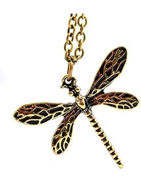 Sansa Stark Firefly Einfache Halskette mit bräunen Kette Frau Schmuck-Geschenk für Frau, Mode-Accessoires