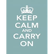 S2350 KEEP CALM AND CARRY ON WW2 POSTER ON METAL ADVERTISING WALL SIGN RETRO ART