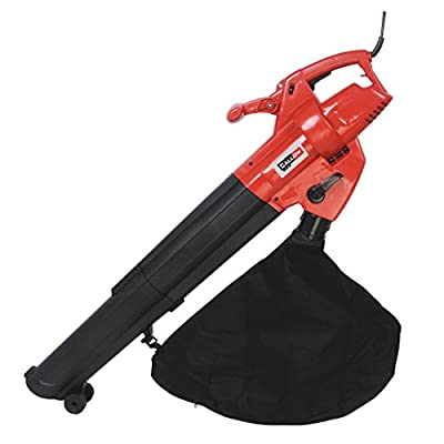 Callow Outdoor Garden Leaf Blower & Vacuum - Powerful 3000 Watt with Variable Speed & Long cable
