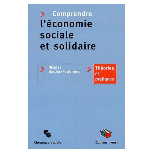 Comprendre l'économie sociale et solidaire : Théories et pratiques