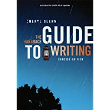 The Harbrace Guide to Writing, Concise, 2009 MLA Update Edition (2009 MLA Update Editions) by Cheryl Glenn (2009-06-15)