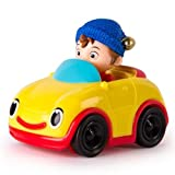 DreamWorks Noddy Toyland Detective - Set of All 4 Vehicles - Revs Car, Train , Pirate Ship & Farmer Tom in Tractor