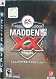 20th anniversary Madden NFL - collector's edition - Playstation 3