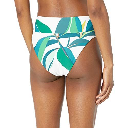 Rip Curl Damen Palm Bay Bikinislip, weiß, X-Small - 2