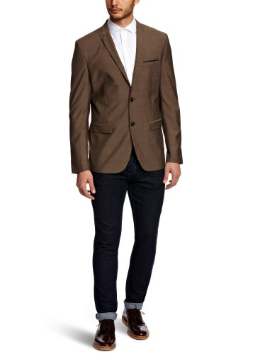 Selected Homme - Blazer - Homme Marron (Brown)