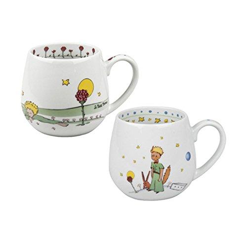 Könitz Porzellan Kaffee Becher Kaffee Tasse Tee Tasse Kuschelbecher Set Der Kleine Prinz 2 teilig