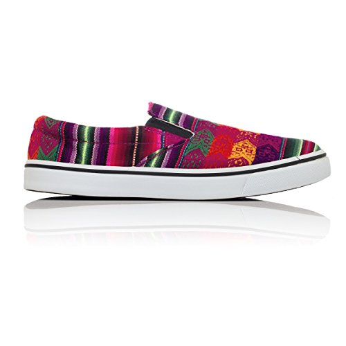 Chaussures basses mixtes SLIP ON Multicolore