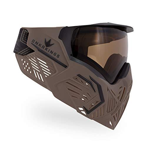 Bunkerkings CMD Thermal Paintball Maske/Goggle - Sherwood Gunner (Hören Die Sie Echos)