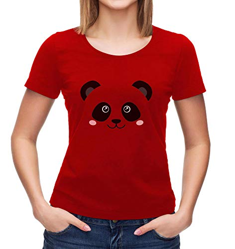 5d1f427c0df29 Cute panda t shirts the best Amazon price in SaveMoney.es