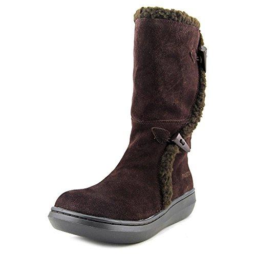 Rocket Dog Slope Women US 7.5 Brown Winter Boot
