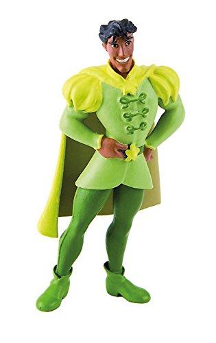 Prinzen Disney Und Prinzessinnen (Bullyland 12740 - Spielfigur - Walt Disney Küss den Frosch - Prinz Naveen, ca. 11)