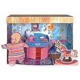BABY born miniworld 766286 - BABY born miniworld Wickeltisch Set