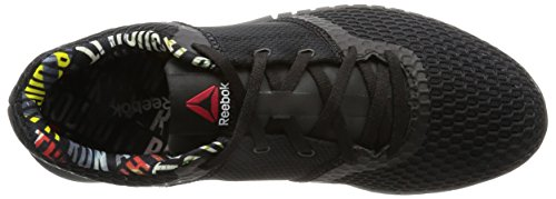 Reebok Zprint Run Thru GP, Scarpe da Corsa Donna Nero (Negro (Black / White))