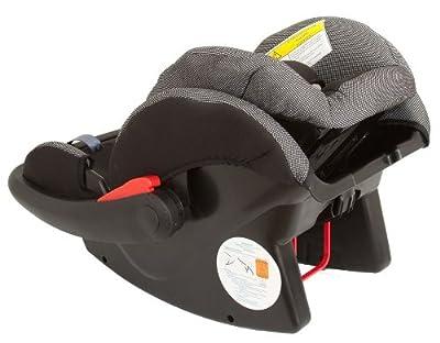Babyschale Protect von UNITED-KIDS, Kingsilver, Gruppe 0+, 0-13 kg